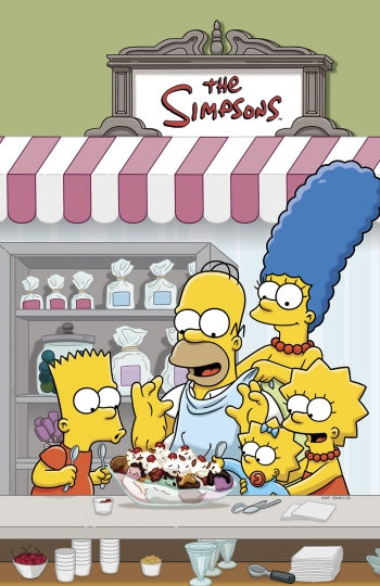 The Simpson - Antena 3