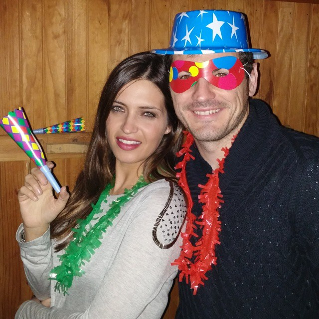 Sara Carbonero e Iker Casillas - Instagram